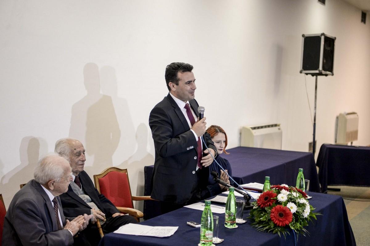 Zaev: Η Συμφωνία των Πρεσπών, μοναδικός τρόπος για την ένταξη της χώρας στην ΕΕ και στο ΝΑΤΟ