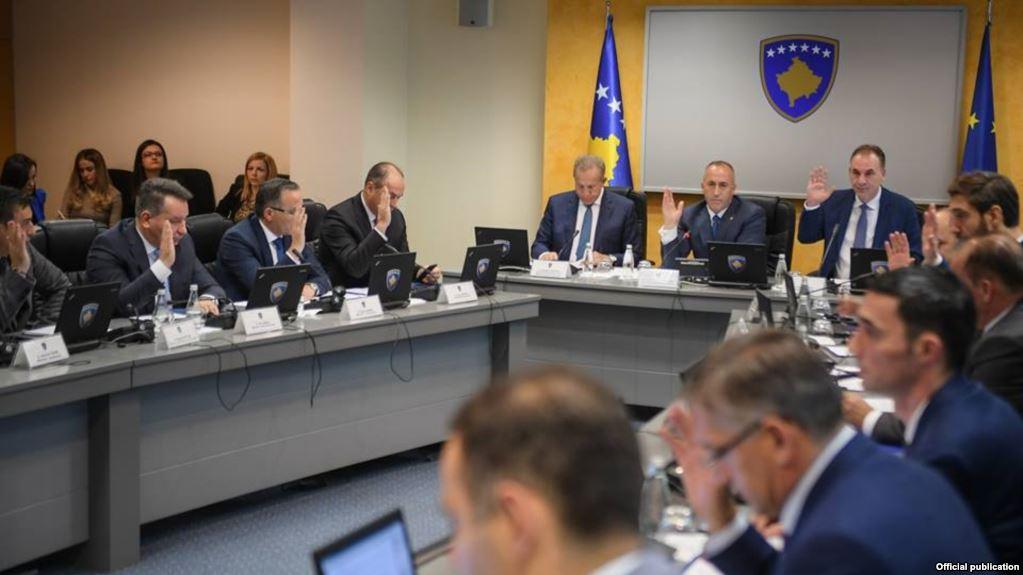 Οικονομικός πόλεμος Κοσσυφοπεδίου Σερβίας