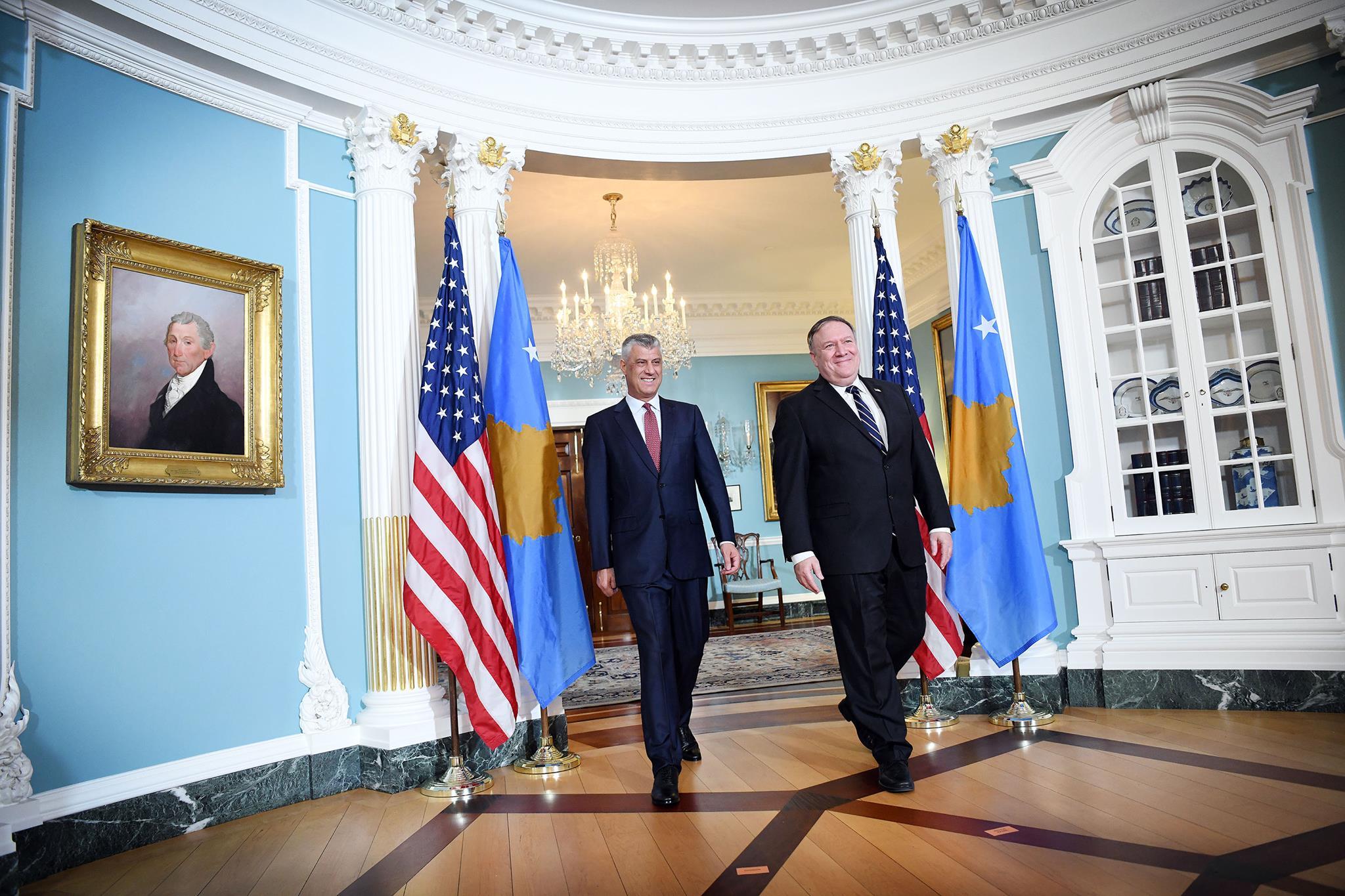 Η αδυναμία της Ευρώπης στο ζήτημα του Κοσσόβου ανοίγει το δρόμο για αποφασιστική παρέμβαση των ΗΠΑ