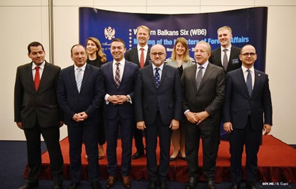 WB6: Η Ε.Ε είναι το μόνο πλαίσιο που εγγυάται ανάπτυξη και σταθερότητα στην περιοχή και στην Ευρώπη