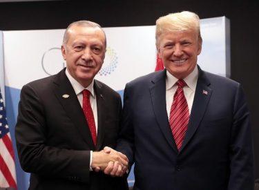 Στις ΗΠΑ ο Erdogan για επίσκεψη εργασίας 12-13 Νοεμβρίου