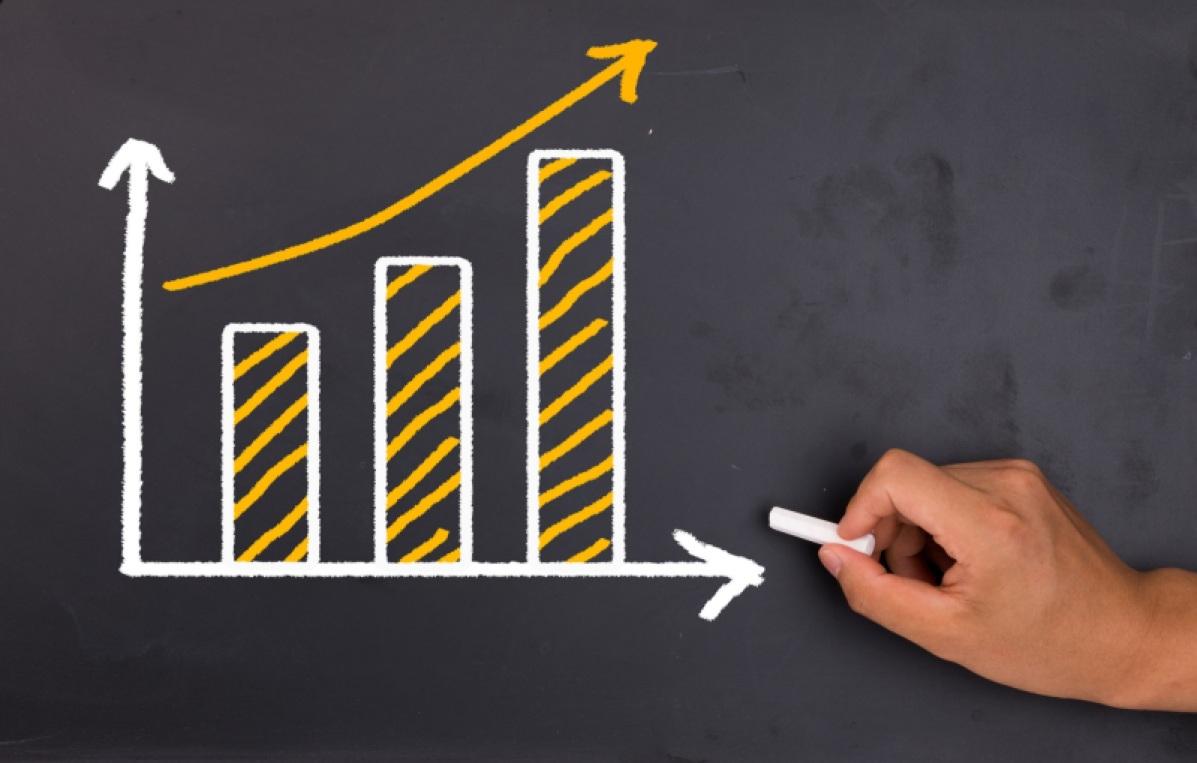 Με «ρυθμό» 2,2% αναπτύχθηκε η ελληνική οικονομία το γ' τρίμηνο
