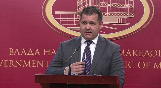 Bosnjakovski: Οι Συνταγματικές τροποποιήσεις επιβεβαιώνουν τη μη παρέμβαση στα εσωτερικά της άλλης χώρας.