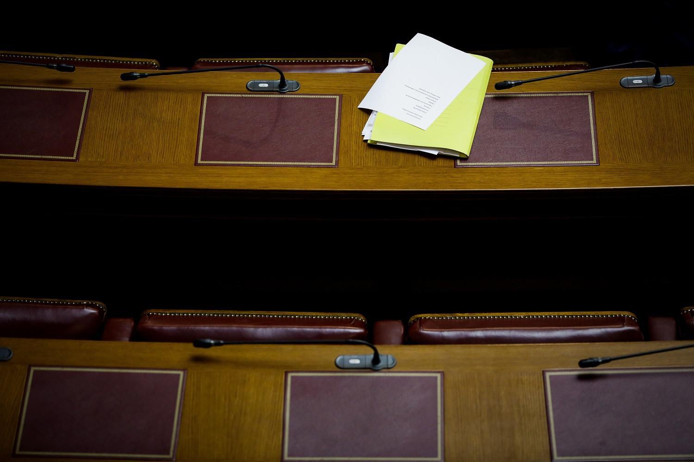 Στην βουλή η κατάργηση της περικοπής των συντάξεων λιγο πριν την ψήφιση του προυπολογισμού