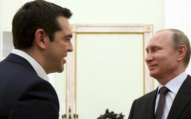 Τσίπρας και Putin σχεδιάζουν την επόμενη μέρα των ελληνορωσικών σχέσεων.