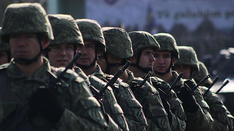 Με τις ευλογίες και την υποστήριξη των ΗΠΑ ιδρύεται ο στρατός του Κοσσόβου