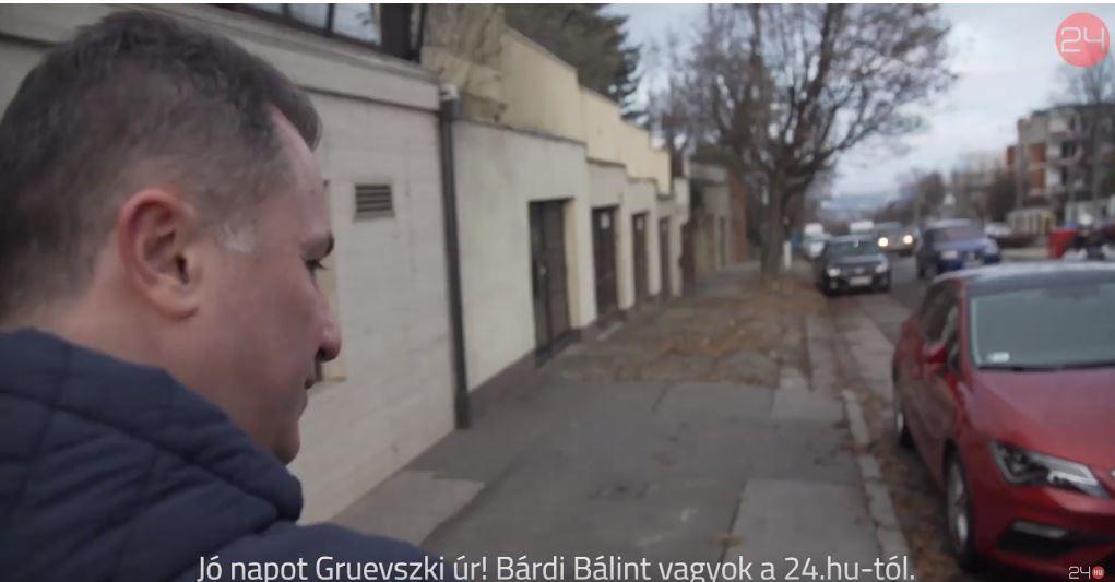 Ο Nikola Gruevski κυκλοφορεί…άνετος στην Βουδαπέστη