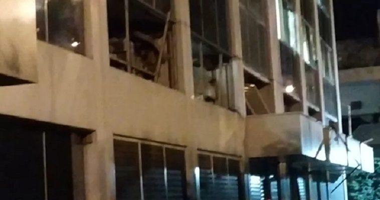 Έκρηξη αυτοσχέδιου μηχανισμού σημειώθηκε σε τηλεοπτικό σταθμό στην Αθήνα