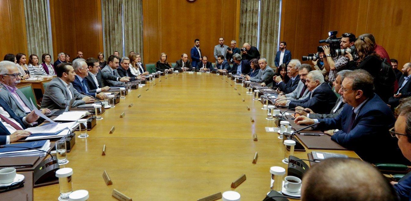 Μετά την έγκριση του προυπολογισμού σχεδιασμό με ορίζοντα την λήξη της θητείας αποφάσισε η Ελληνική κυβέρνηση