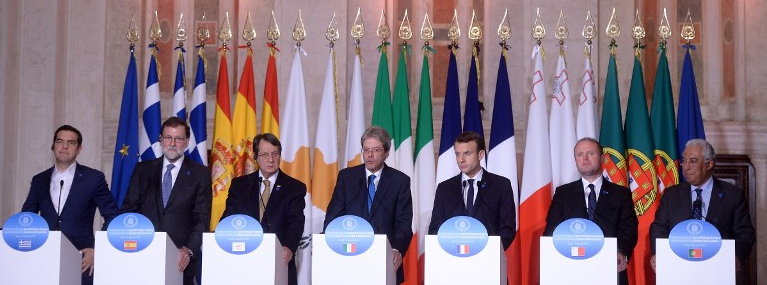 Στα τέλη Ιανουαρίου η Σύνοδος των Ευρωπαϊκών χωρών του Νότου στη Λευκωσία.