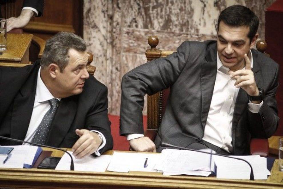 Χωρίζουν με κέρδη ΣΥΡΙΖΑ και ΑΝΕΛ