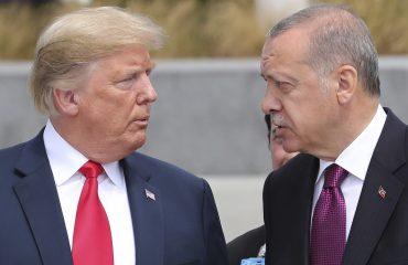 Erdogan προς ΗΠΑ: «Δεν είμαστε αποικία κανενός»