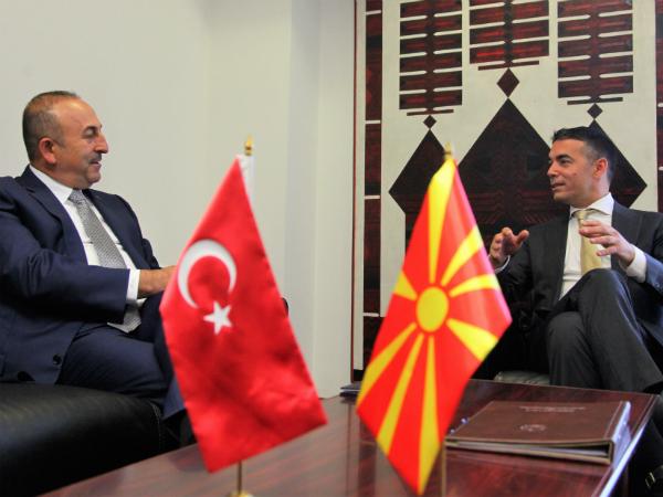 Στην Τουρκία ο Nikola Dimitrov στις 17 Ιανουαρίου.