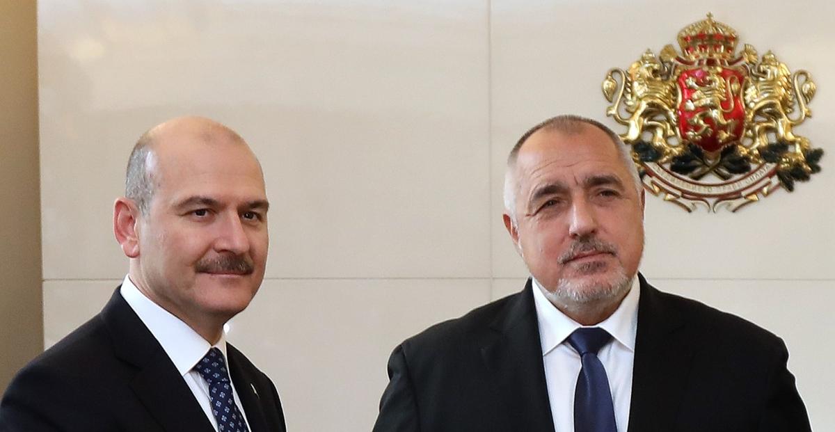 Borissov: Η Τουρκία είναι στρατηγικός εταίρος της Βουλγαρίας και της ΕΕ