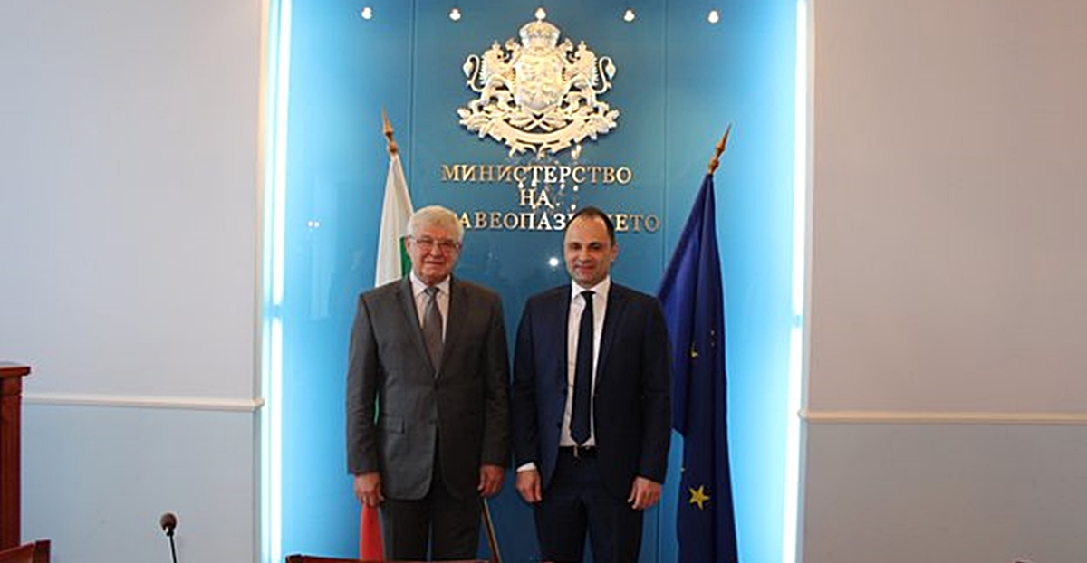 Τα Υπουργεία Υγείας Βουλγαρίας και πΓΔ της Μακεδονίας υπέγραψαν σχέδιο συνεργασίας.