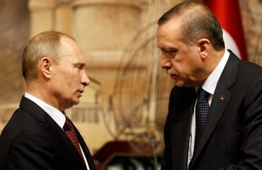 Με τον Putin θα συζητήσει για το Idlib ο Erdogan στο Βερολίνο