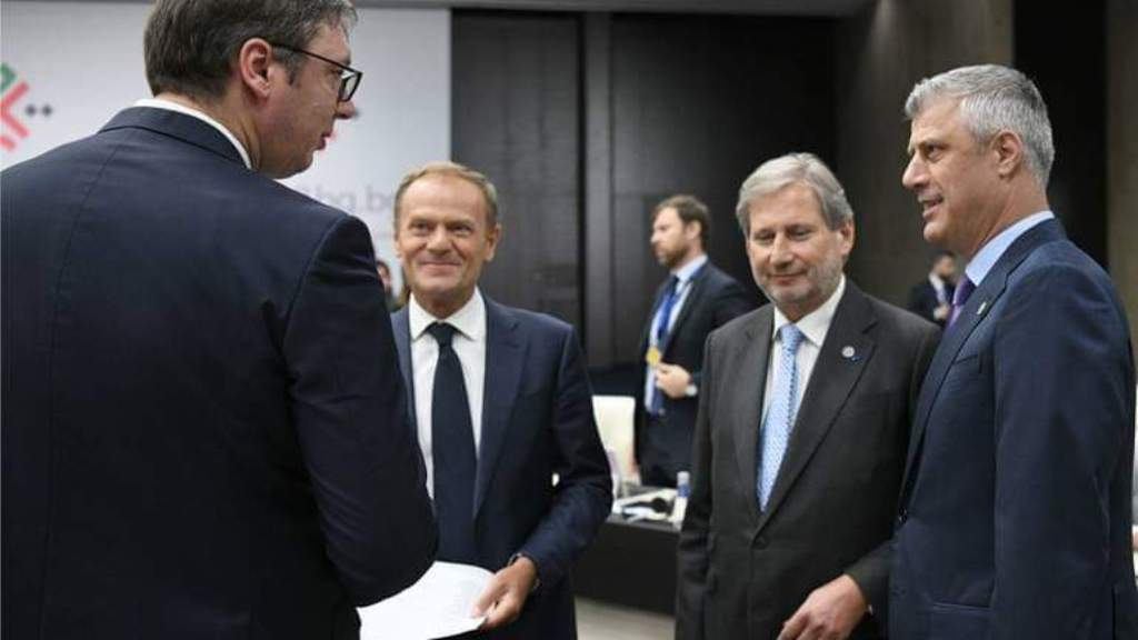 Συζητήσεις μεταξύ Κοσσυφοπεδίου και Σερβίας στο περιθώριο του Οικονομικού Φόρουμ στο Νταβός