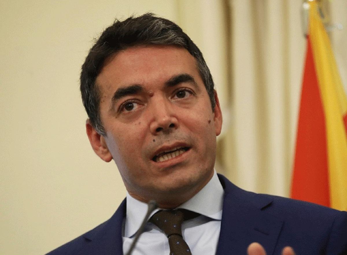 Το Κοινοβούλιο στα Σκόπια καταψήφισε την πρόταση μομφής της αντιπολίτευσης για τον υπουργό Εξωτερικών Dimitrov