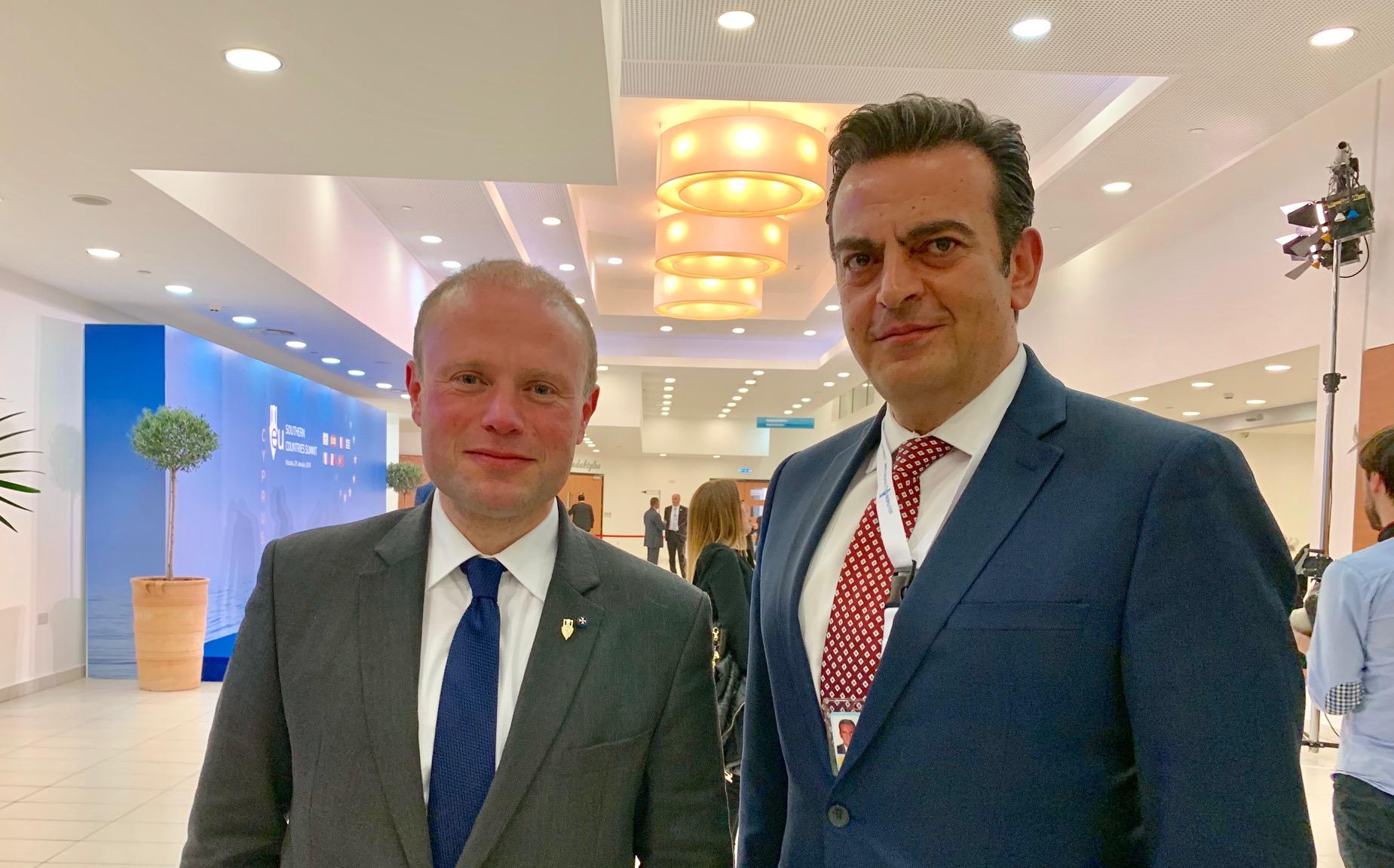 Muscat: Να ξεκαθαρίσουμε που θέλουμε να πάμε ως Μεσόγειος και ως Ευρώπη