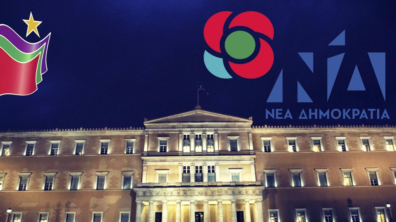 Η κύρωση της ένταξης στο ΝΑΤΟ της Β. Μακεδονίας εγκαινιάζει το προεκλογικό σκηνικό στην Ελλάδα