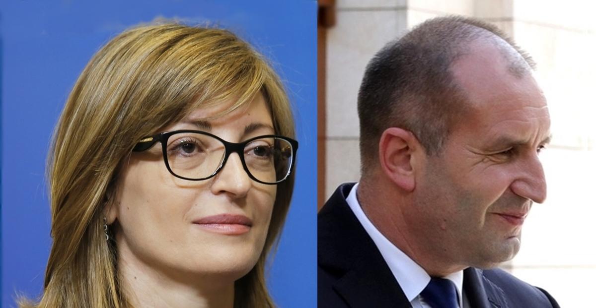 Η υπουργός Εξωτερικών της Βουλγαρίας επικρίνει τον Πρόεδρο σχετικά με τους καθυστερημένους διορισμούς των πρεσβευτών και το θέμα της Βενεζουέλας