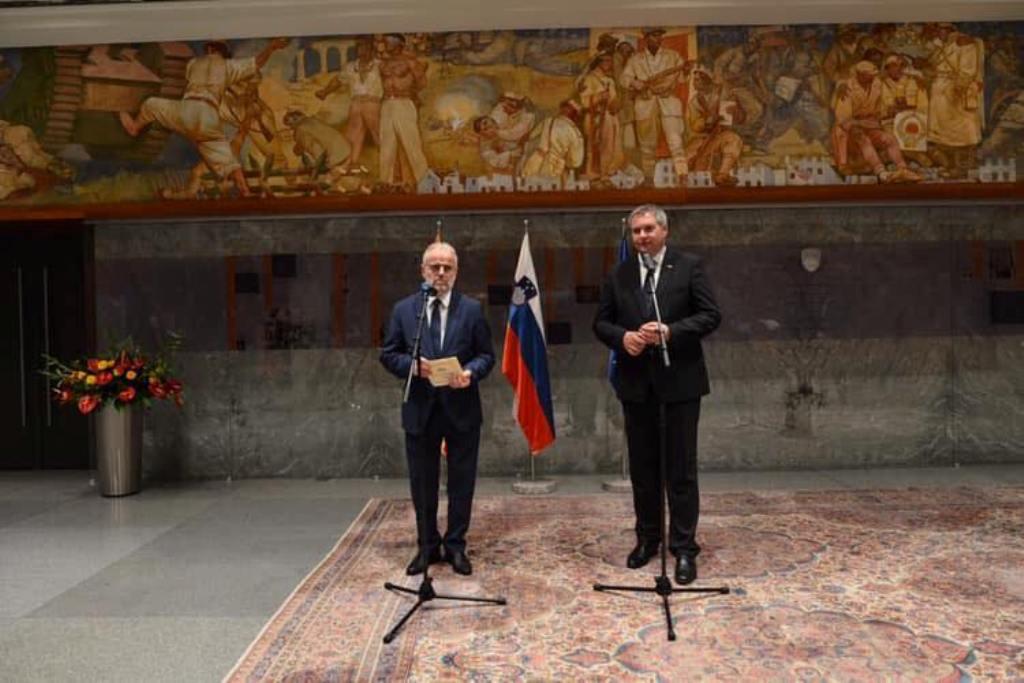 Η Σλοβενία επικύρωσε το Πρωτόκολλο Προσχώρησης στο ΝΑΤΟ