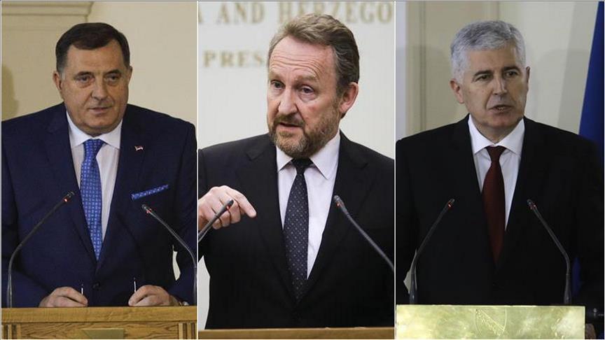 Οι εθνικοί ηγέτες της Β-Ε προσπαθούν να λύσουν τον γόρδιο δεσμό στην πολιτική σκηνή