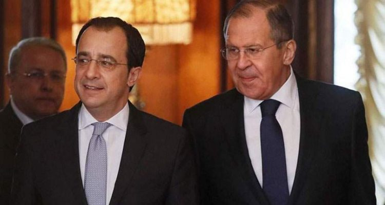 Κύπρος: Επικοινωνία Χριστοδουλίδη Lavrov για επανεξέταση της διπλής φορολογίας