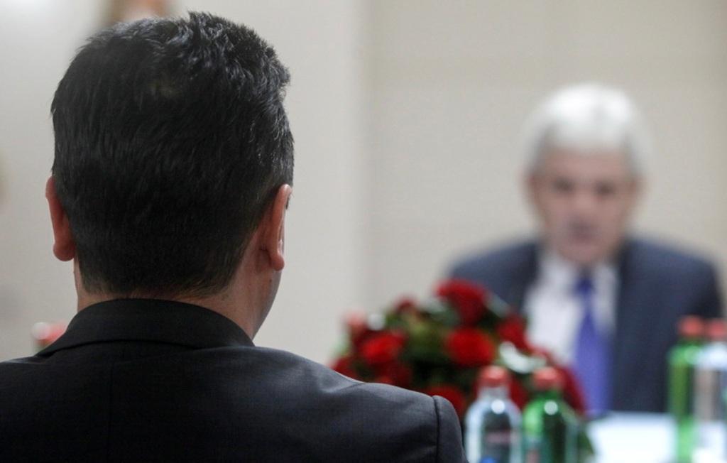 Ο Zaev και οι Αλβανοί εταίροι του συνασπισμού του σε αναζήτηση υποψηφίου για τις προεδρικές εκλογές