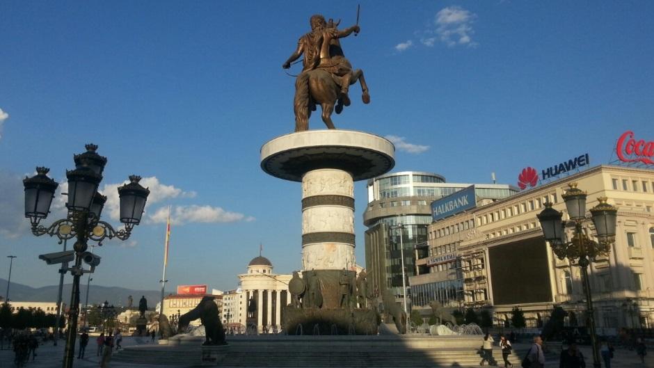 'Ερευνα: Οι πολίτες της Βόρειας Μακεδονίας είναι διαιρεμένοι σε θέματα εξωτερικής πολιτικής