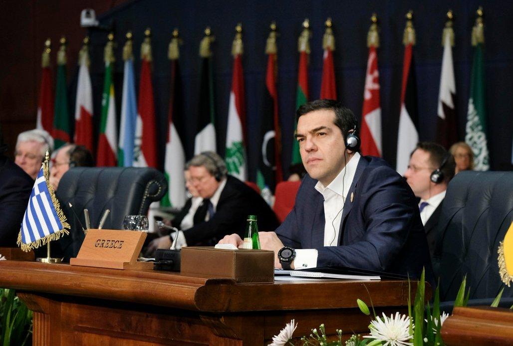 Τσίπρας: Η Σύνοδος ΕΕ-ΣΑΚ είναι το πρώτο θετικό βήμα που πρέπει να συνεχιστεί