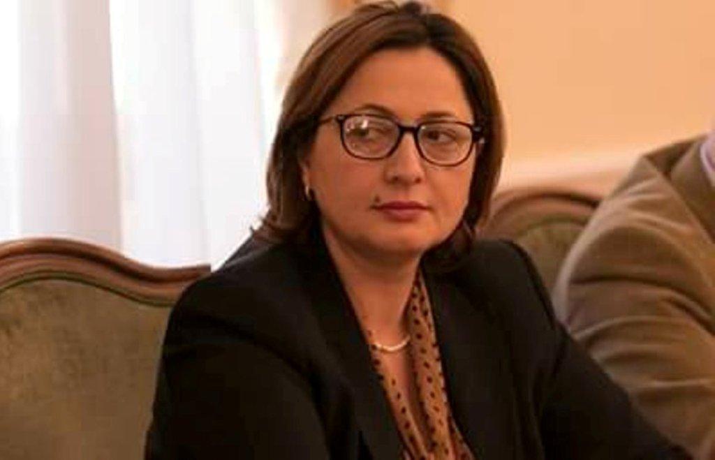 IBNA/Συνέντευξη με τη βουλευτή του Δημοκρατικού Κόμματος, Dhurata Çupi