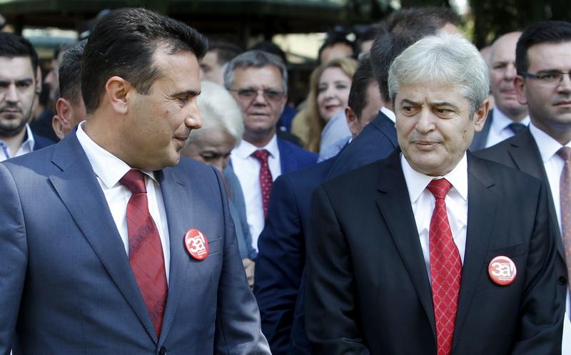 Βόρεια Μακεδονία: Pendaroski ή Spasoski ο υποψήφιος του κυβερνητικού συνασπισμού στις προεδρικές εκλογές
