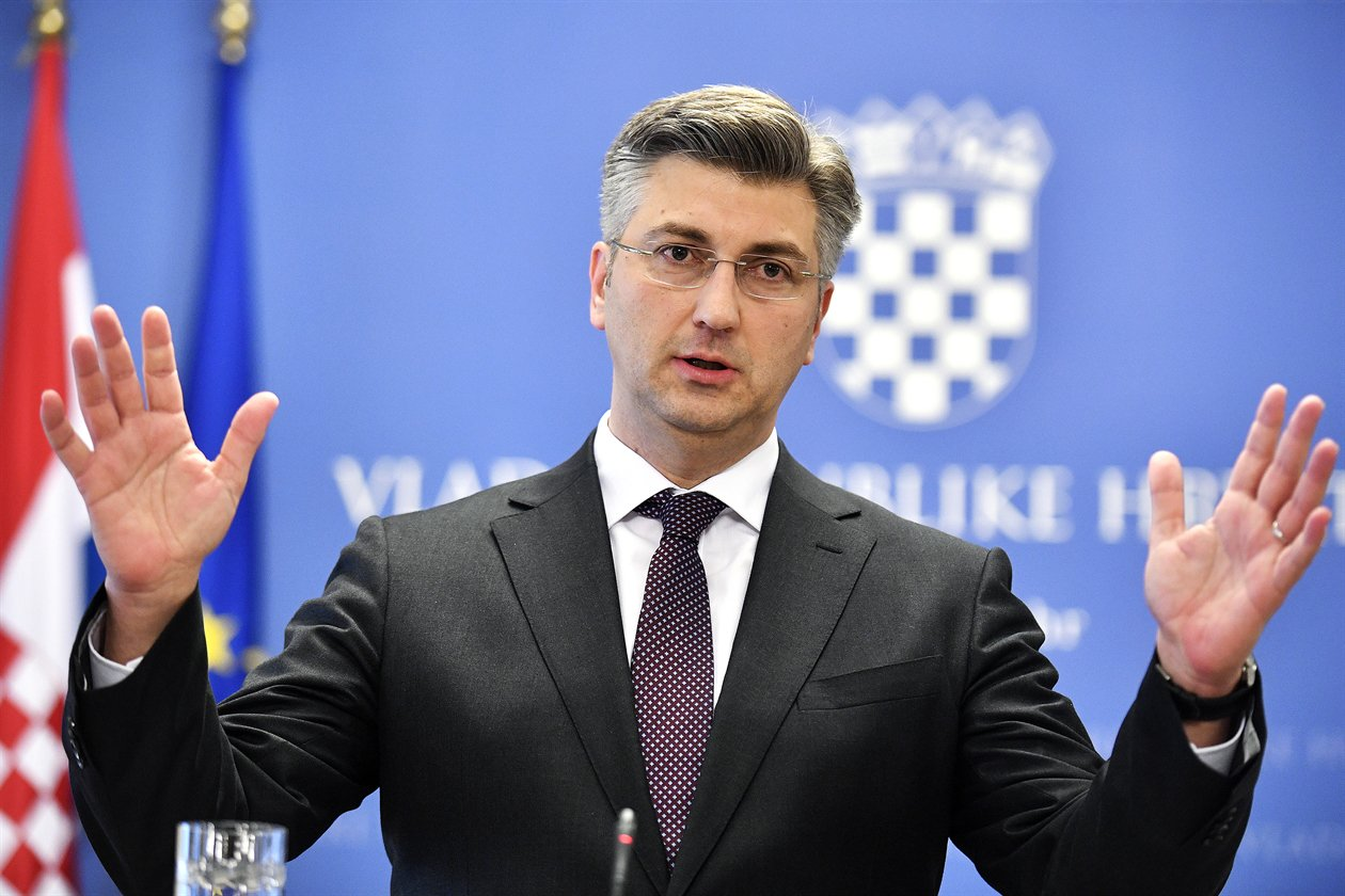 Ο Πρωθυπουργός της Κροατίας θα επισκεφθεί την Αλβανία τον Μάιο, η οικονομία στο επίκεντρο