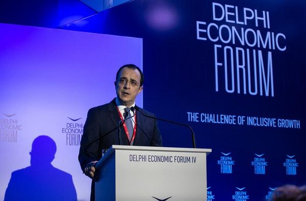 Νίκος Χριστοδουλίδης: Τρεις οι πυλώνες της εξωτερικής πολιτικής
