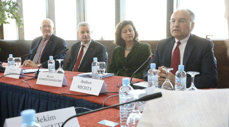 Τα Σκόπια φιλοξενούν τη διάσκεψη «Βαλκάνια 360»