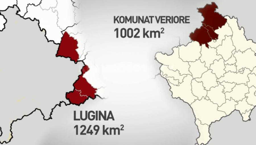To Ηνωμένο Βασίλειο είναι ενάντια στις εδαφικές ανταλλαγές μεταξύ Κοσσυφοπεδίου και Σερβίας
