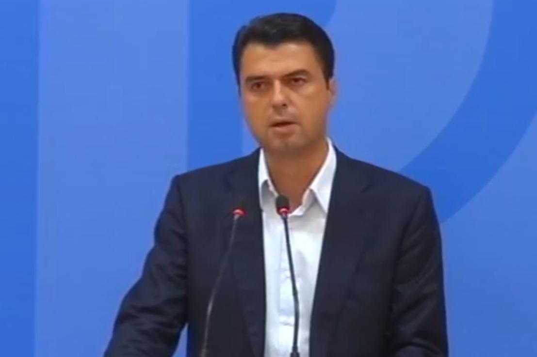 Ο αρχηγός της αντιπολίτευσης στην Αλβανία λέει ότι οι διαμαρτυρίες θα συνεχιστούν