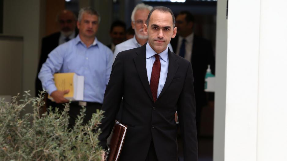 Αναστασιαδης: Χαίρει της πλήρους εμπιστοσύνης μου ο Χάρης Γεωργιαδης