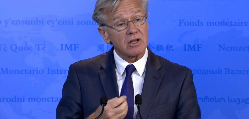 Εκπρόσωπος του ΔΝΤ: Απόφαση της Αθήνας η πρόωρη αποπληρωμή των μνημονιακών της δανείων