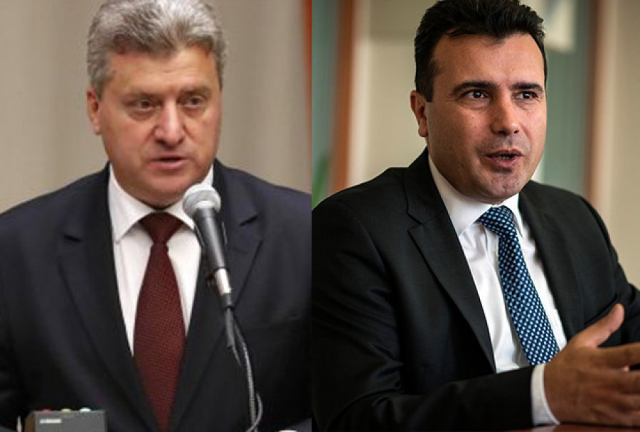 Ο Ivanov παραβιάζει το Σύνταγμα με το να μην αναγνωρίζει το νέο όνομα της χώρας, λέει ο Zaev