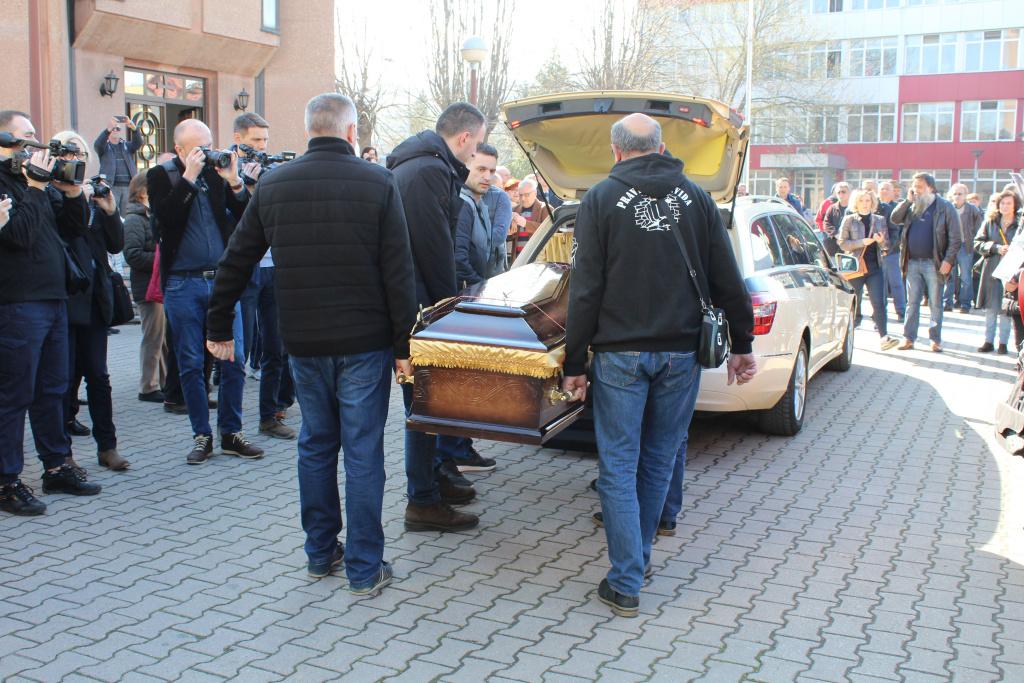 Β-Ε: Αναφορά στη δολοφονία τουDavidDragičević στην έκθεση του Στέιτ Ντιπάρτμεντ για τα Ανθρώπινα Δικαιώματα του 2018
