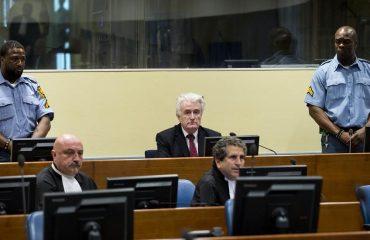Η τελική ετυμηγορία για τον Karadžić καταδεικνύει το βαθύ διχασμό στη Β-Ε