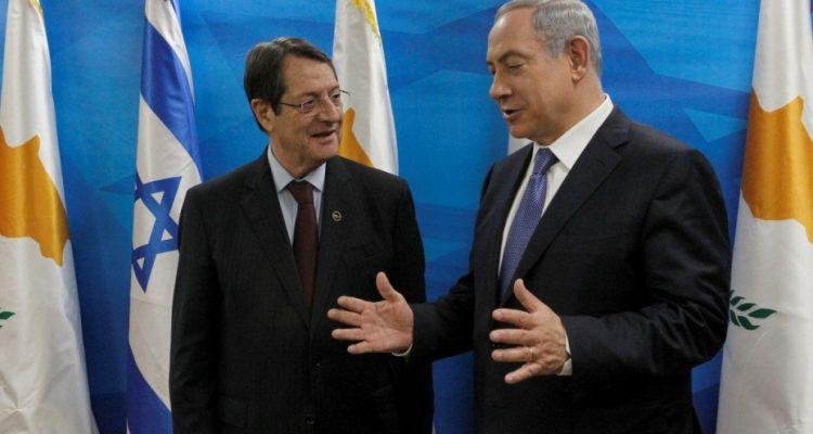 Επικοινωνία Αναστασιάδη με Netanyahu, Abdullah ΙΙ και Μητσοτάκη