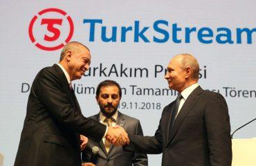 Ο αγωγός Turkish Stream έγινε ένα – Ενώθηκε το χερσαίο και το θαλάσσιο τμήμα του