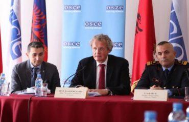 Η αστυνομία στην Αλβανία εκπαιδεύτηκε από τον ΟΑΣΕ εν όψη των τοπικών εκλογών