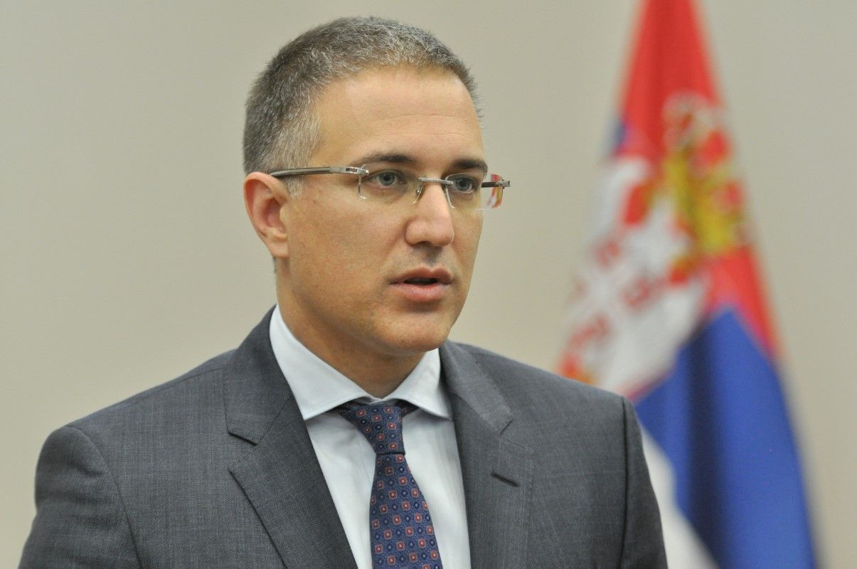 Υπουργός Εσωτερικών Stefanovic: Πρόωρες εκλογές τον Ιούνιο ή το 2020