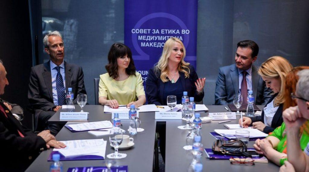Πώς είναι η κατάσταση με τα ΜΜΕ στη Βόρεια Μακεδονία;
