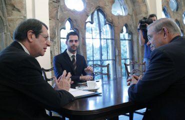 Βήμα-βήμα η άρση του εμπάργκο όπλων για την Κύπρο