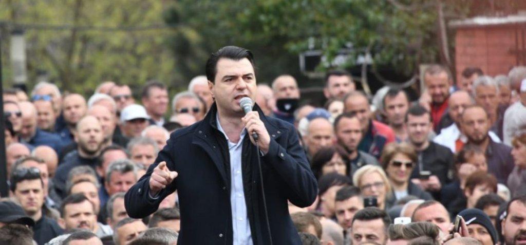 Η αντιπολίτευση διοργάνωσε κι άλλη αντικυβερνητική διαμαρτυρία στα Τίρανα